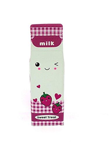 Trousse en forme de brique de lait