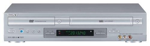 Sony SLV D300P Progressive Scan DVD VCR Combo