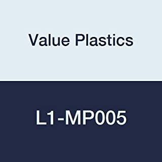 3.2 mm pack of  25 Tube ID Natural Polypropylene Value Plastic 3PF230-6 Three-port F Style Manifold with 200 Series Barbs for 1//8