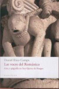 Las Voces del Romanico, Colección Seminario de Arte Medieval