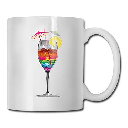 Cocktail Garnish Weinglas Clip Art Sommer Urlaub Thema Aaaafa 11 Gusi Keramik Kaffee Tasse Büro Restaurant