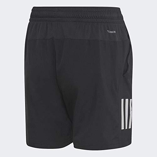 adidas Jungen B Club 3S Short Sport, Black/White, 5-6Y