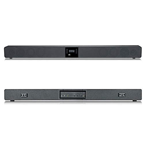 Bluetooth Sound Bar, TV Soundbar with Built-in Subwoofer 32Inch 3 Drivers Remote Control