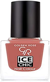 Golden Rose Ice Nail Polish, Color No 100
