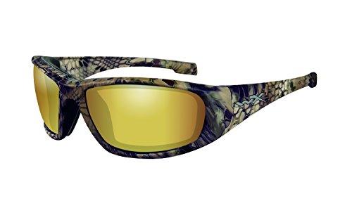 Wiley X Schutzbrille Boss, gemäss EN.166 zertifiziert