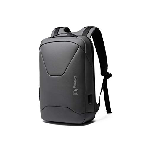 ORKNEY Laptop Backpack Anti-Theft 15.6 Waterproof Laptop Backpack with USB Charging, Business Backpack for Men/Women, Model: Turin