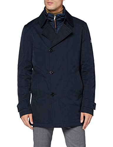 Strellson Premium Herren Adrano Jacke, Dark Blue 401, 54