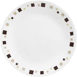 Corelle Livingware 6-3/4-Inch Bread and Butter Plate, Geometric