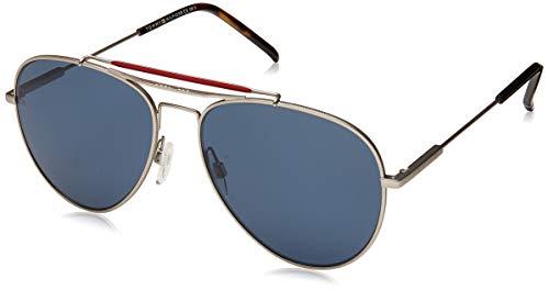 Tommy Hilfiger TH 1709/S Gafas de Sol, MT PALLD, 58 para Hombre