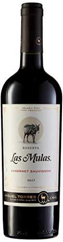 Las Mulas Cabernet Sauvignon, Vino Tinto - 750 ml