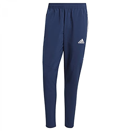 adidas CON21 PRE PNT Pants, Team Navy Blue/White, 3XL Mens