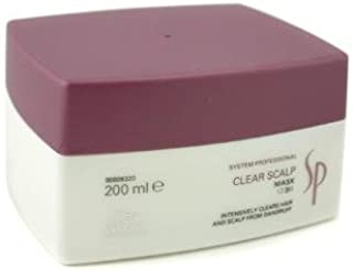 Wella SP Clear Scalp Mask - 200ml/6.67oz by Wella SP [並行輸入品]
