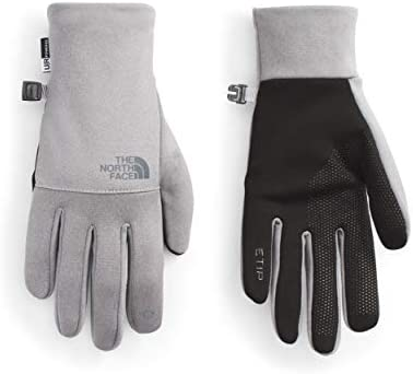 The North Face Etip Recycled Glove TNF Medium Grey Heather M product image