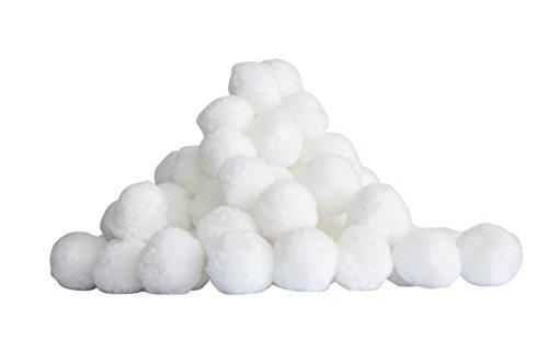Höfer Chemie® flowcleartm polyspheretm Filtre Balles 500 g de Bestway pour un résultat unique Filtre avec filtre à sable Pompes