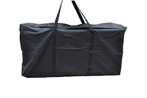 Custom Cornhole Boards Heavy Duty Boards Carrying Case, Black