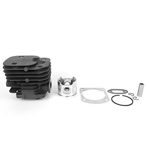 Motosierra Cilindro Pistón Accesorio de precisión Husqvarna 61 Motosierra HU-61 Hardware Herramientas Accesorios