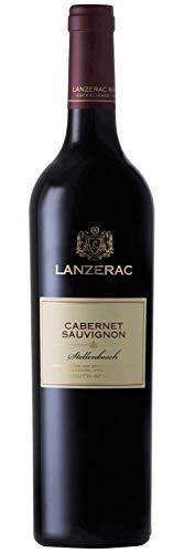 Lanzerac Cabernet Sauvignon 2017 | Trocken | Rotwein aus Südafrika (0.75l)
