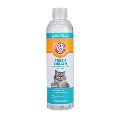 Top 10 best selling list for water supplement for cats teeth