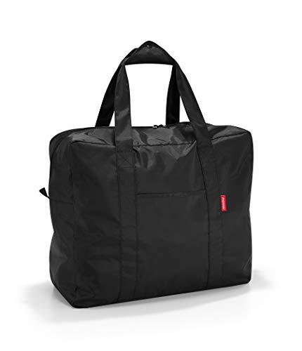 Reisenthel Mini Maxi touringbag Equipaje de Mano, 48 cm, 40 Liters, Negro (Black)