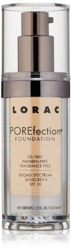 LORAC POREfection Foundation, PR5-Golden Light, 1.12 Fl Oz