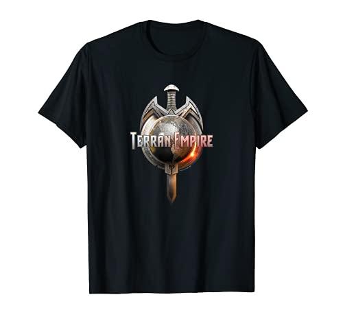 Star Trek: Das Spiegeluniversum der nächsten Generation Terran Empire T-Shirt