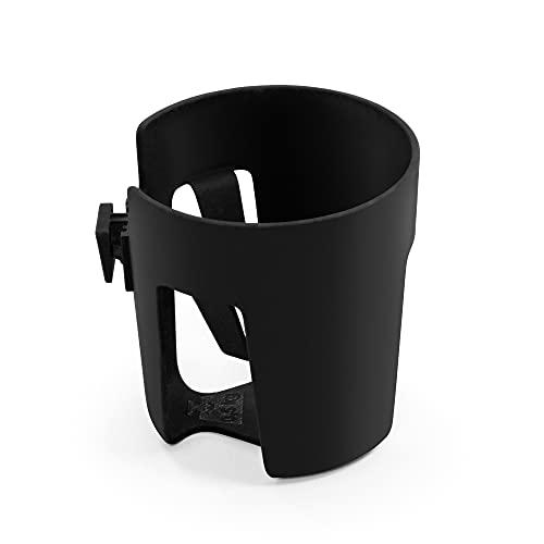 Stokke® Getränkehalter für Kinderwagen, Schwarz