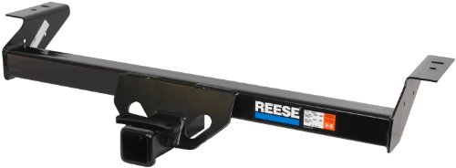 Reese 44051 Class III-IV Custom-Fit Hitch with 2' Square Receiver opening, includes Hitch Plug Cover