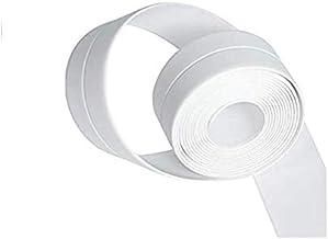 شريط مانع للتسرب لاصق ذاتي ضد المياه - أبيض - 3.8 سم في 3.2 م