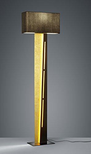 475210279 NESTOR LED Stehleuchte Standleuchte Deckenfluter ca. 160 cm 4fach Touch Dimmer Trio Leuchten