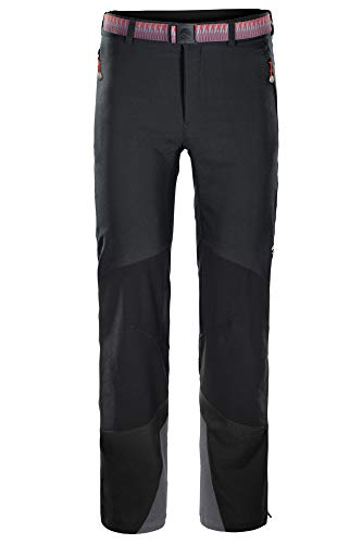 Ferrino Pantalon Mupa Hommes Noirs 44
