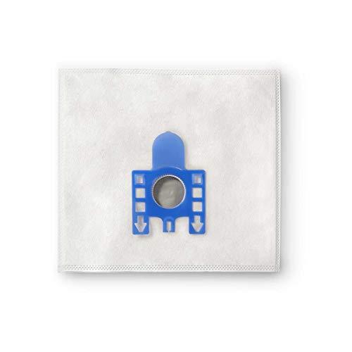 NEDIS Vacuum Cleaner Bag Vacuum Cleaner Bag, Motor & Micro Filter Replacement for Miele FJM, 4X Pcs White