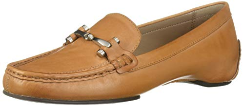 Donald J Pliner Women's FILO-43 Driving Style Loafer, Fawn, 10 B US