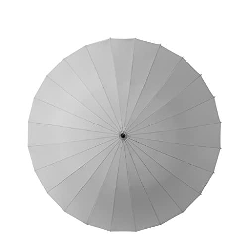 Umbrella Paraguas Al Aire Libre Clásico Sun Rain Umbrella A Prueba De Viento Ventilado Sombrillas Sombrillas Impermeable Toldos A Prueba De Herrumbre Resistente Viento (Color : B)