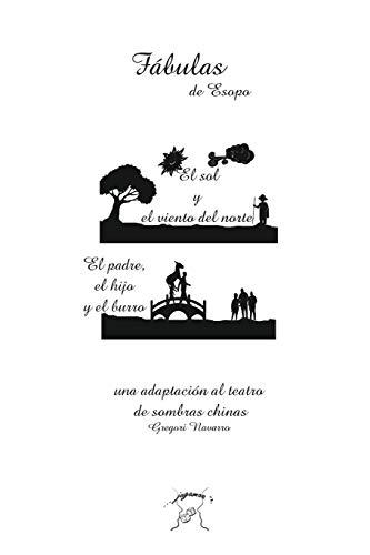 Fábulas de Esopo. Una adaptación al teatro de sombras chinas