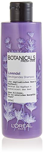 L'Oréal Paris Botanicals Fresh Care Lavendel Beruhigendes Shampoo, 1er Pack(1 x 300 ml)