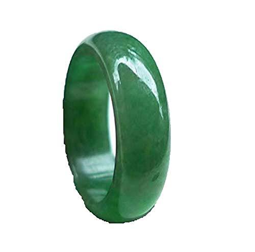 Natural Pretty Jewelry - Anillos de jade fino