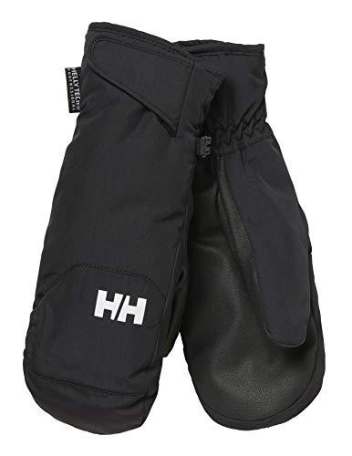 Helly Hansen Junior Unisex JR Swift HT Mitten Handschuhe, Schwarz, M