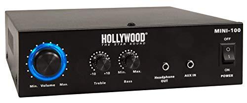 HOLLYWOOD the Starsound - HiFi-Verstärker | Mini-100 | 100W | HiFi Endstufe