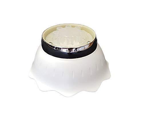 well2wellness® LED Projektor Blume für Schwimmbäder