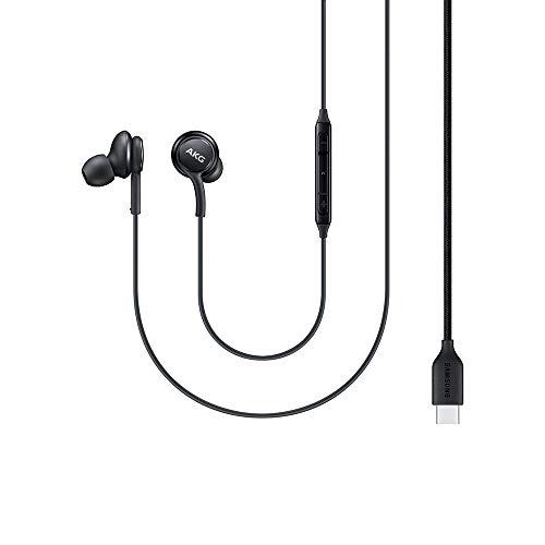 Fone Samsung AKG USB tipo-C com fio e controles