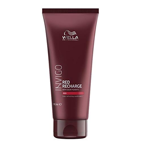 Wella Professionals Invigo Recharge Color refreshing conditioner Red, 200 ml
