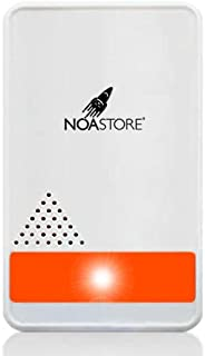 Noa Store Ultrasonic Pest Repeller [2019 Upgraded] 2-Pack - Electronic and Ultrasound Control, Indoor Plug-in Repellent - Anti Mice, Insects, Bugs, Mosquitos, Rats, Ants, Spiders, Rodents, Roaches