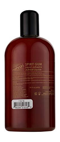 Mehron Makeup Spirit Gum (16 oz)