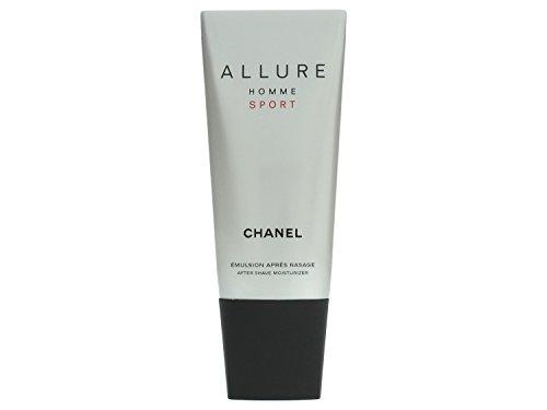 Allure sport di Chanel, Balsamo dopobarba Uomo - Flacone 100 ml.