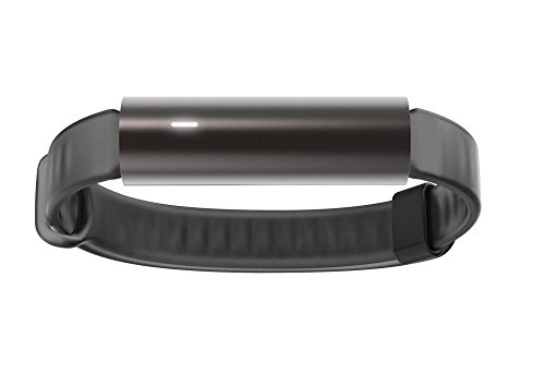 Misfit Ray - Fitness + Sleep Tracker with Black Sport Band (Carbon Black)