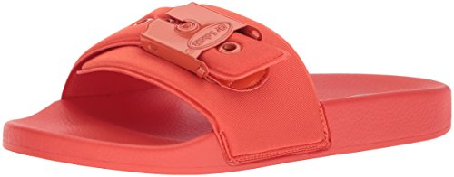Dr. Scholl's Shoes Damen OG Poolslide, Paprika, 42 EU