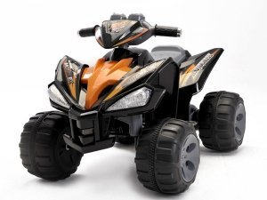Our #9 Pick is the Brings 110cc ATV 4 Wheeler Fully for Kids