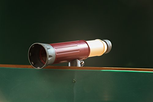 Swing Kingdom Magnifying Telescope (Red)