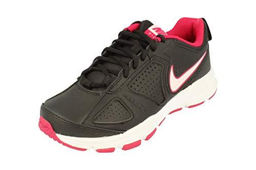 Nike T-Lite XI, Scarpe da Fitness Bambina, Nero (Blk/Arctc Pnk/FCHS FRC/FCHS Fr 007), 35 EU
