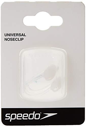 Speedo Pinza Nasal Universal, Unisex-Adult, Clear Pink, One Size